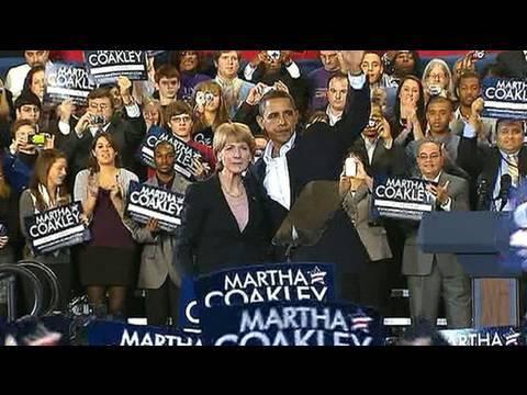 Tight Senate Race in Massachusetts