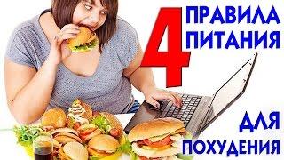 Что вы неправильно едите? Как питаться, чтобы убрать жир на животе