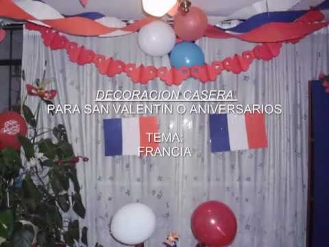 Decoracion casera de francia youtube - Decoracion francesa provenzal ...
