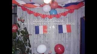 DECORACION CASERA DE FRANCIA