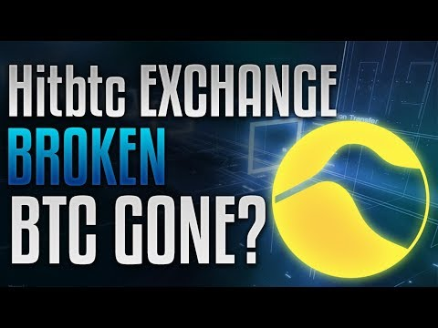 HITBTC - Do not use this Exchange