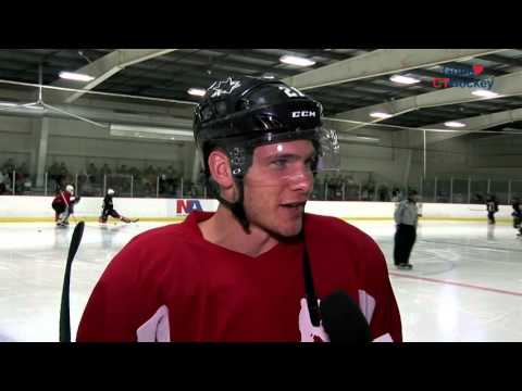 NHL Pro Shot: Ben Smith on San Jose Sharks Trade and First Goal
