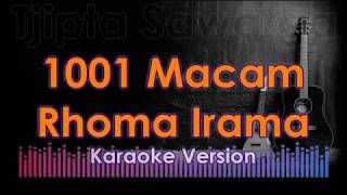 Download Mp3 Karaoke Dangdut Rhoma Irama - 1001 Macam  Tanpa Vokal