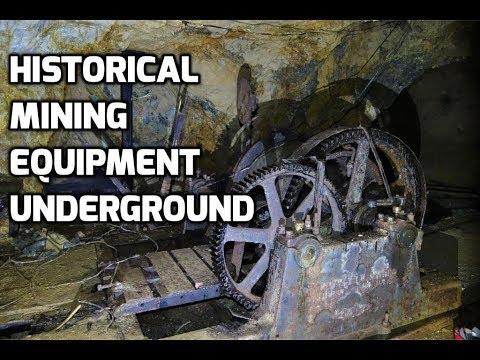 Incredible Nevada Silver Mine - Part 1