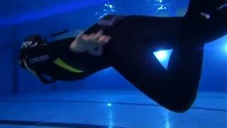 My first AIDA* Freediving course 2016