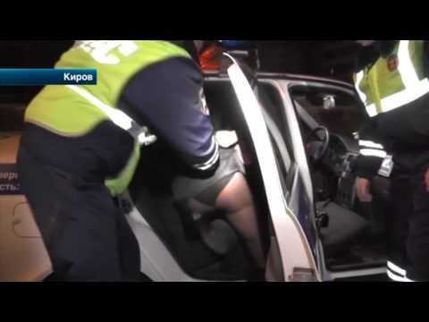 В Кирове патрульным пришлось сдавать физические нормативы по бегу