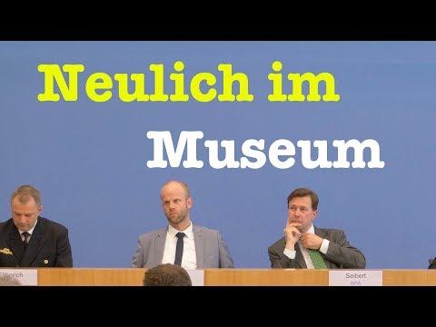 10. April 2019 - Bundespressekonferenz - RegPK