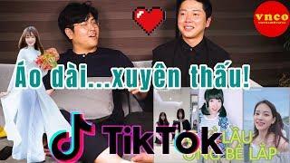 Xem cục xì lầu ông bê lắp và cái kết bất ngờ (Korean reaction TikTokVN)