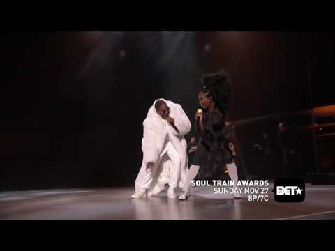 "Brandy & Mase Perform ""Top Of The World"" At Soul Train Awards 2016"