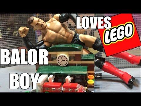 WWE ACTION INSIDER: Finn Balor Mattel NXT Wrestling Superstars Figure Review
