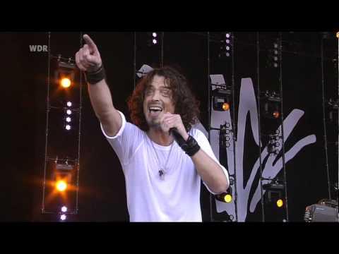 Chris Cornell - Scream - Pinkpop '09