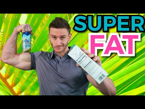 Why I Eat COCONUT Every Day to Stay Lean! High Fat Superfood Series