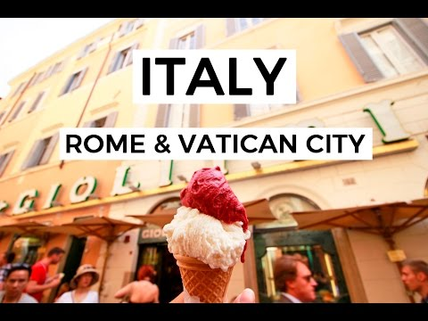 Travel Diary | Rome & Vatican City, Italy pt.II
