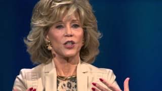 Ted Talk : Jane Fonda and Lily Tomlin: A hilarious celebration of lifelong female friendship
