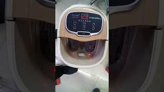 Digital foot  massager