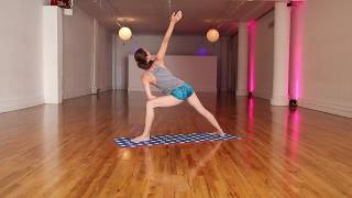 10 Minute Yoga Hips and Back