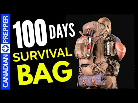 50 Items For Your Survival Kit and Bug Out Bag