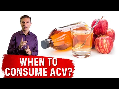 when-to-consume-the-apple-cider-vinegar-(acv)-drink?