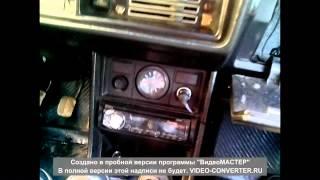 видео Установка бортового компьютера на Ваз 2107