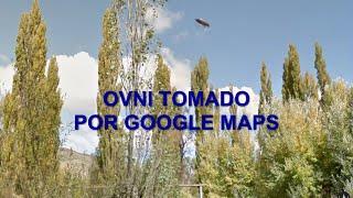 Ovni tomado por Google Maps Free HD Video