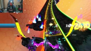 Amplitude HD | PS4 Gameplay | My top 5 Music/Rhythm games of all time! What are yours?