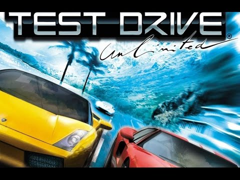 [Ретро Обзор]Test Drive Unlimited