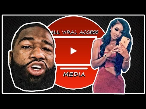 Adriend Broner Is Stressed Out Now. It Seems As If His Wife Ms. Louie Bags Left him