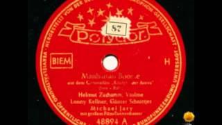 Manhattan Boogie - Lonny Kellner / Günther Schnittjer / Helmut Zacharias / Michael Jary