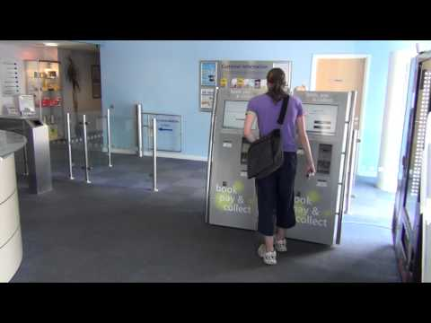 One Leisure Using Gladstone Kiosks