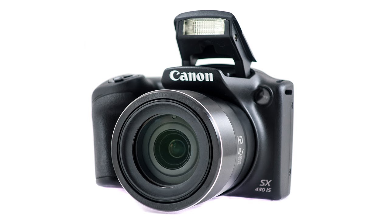 Canon Powershot Sx430 Is (Sx432 Is) Handling Review &Amp; Hd Video ...