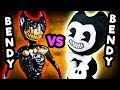 LP Movie: New Ink Demon vs Bendy Plush!😈