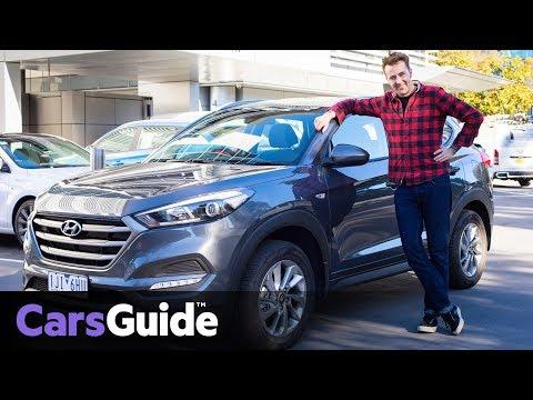 Hyundai Tucson Active 2017 review: long term video