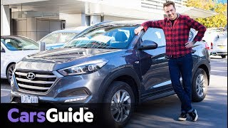 Hyundai Tucson Active 2017 review: long term video