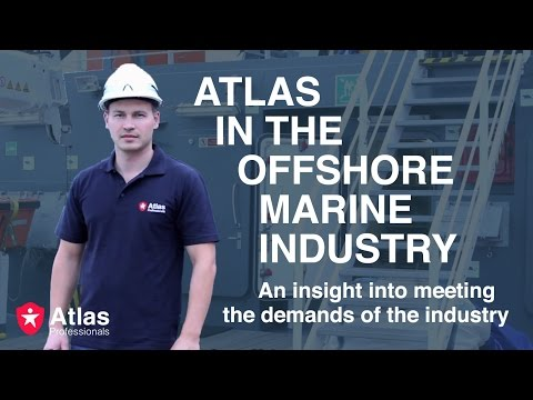 Atlas in the Offshore Marine Industry | Atlas Professionals