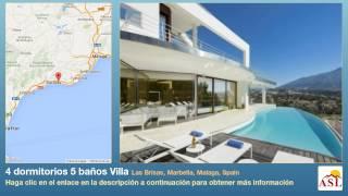 4 dormitorios 5 baños Villa se Vende en Las Brisas, Marbella, Malaga, Spain
