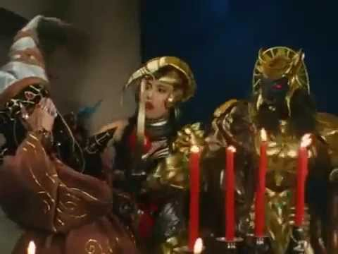 Zyurangers Bandora invoca a Dai Satan parte 2