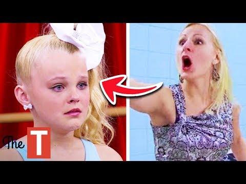 Dance Moms Biggest Mommy Meltdowns Of All Time