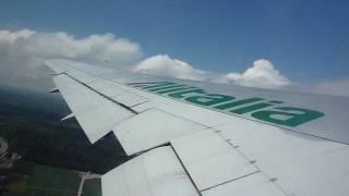 MXP - JFK - Alitalia Boeing 767-300ER Departure - HD