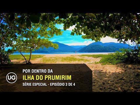 Ilha do Prumirim, Ubatuba SP - Por dentro da Ilha do Prumirim - Especial 3 de 4