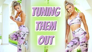 Tuning Them Out | Upper Body Workout