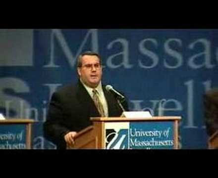 UMass Lowell Debate Closing Statement