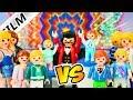 Playmobil Film deutsch   FAMILIEN QUIZ Vogel VS Schnösel - Welche Familie ist schlauer? Kinderfilm