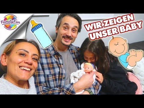 UNSER BABY IST DA - wenn MÄNNER MAMA WERDEN - Family Fun