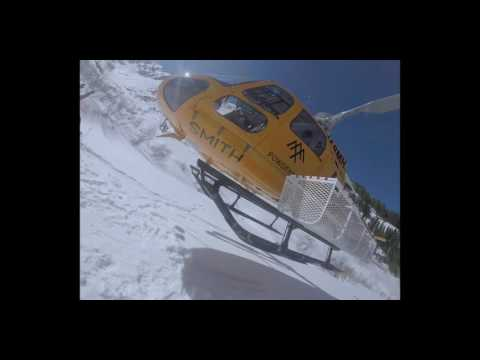 Thayne Petersons Big HeliSki Day!