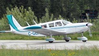 Video Piper PA-32-300 Cherokee Six Takeoff download MP3, 3GP, MP4, WEBM, AVI, FLV Oktober 2018