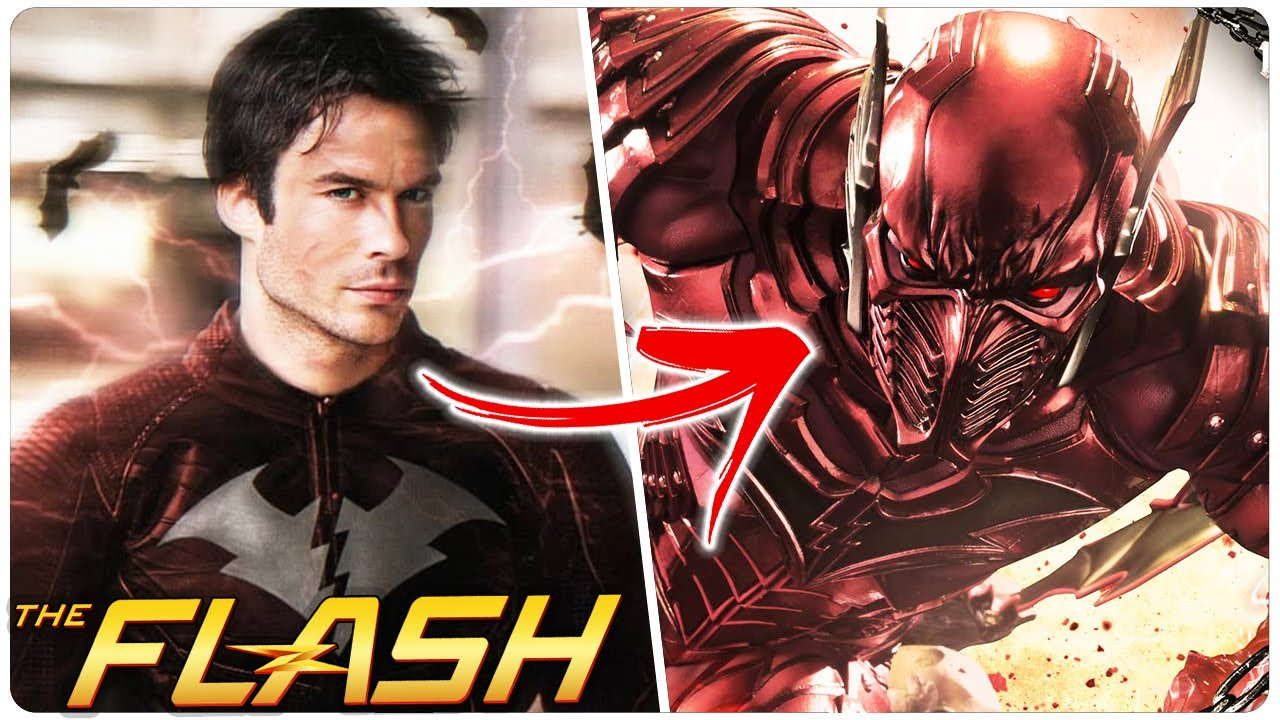 Download THE FLASH Season 8 Will Introduce A New Speedster!