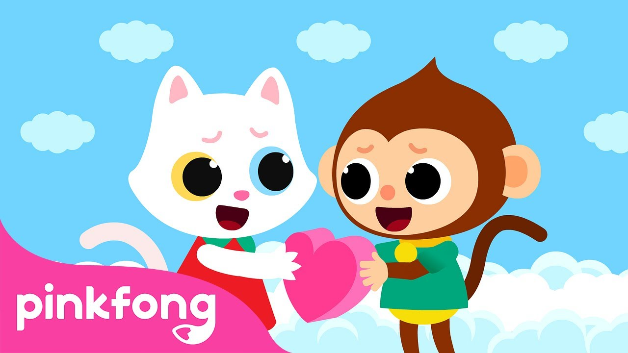 Sorry Song | Good Habits for Kids | Good Manners Song | Pinkfong Songs for Children