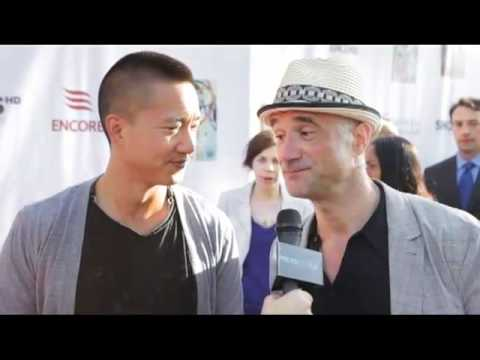 Interview with Terry Chen and Elias Koteas