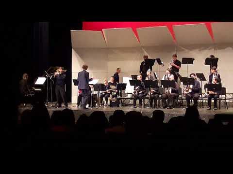 Little Brown Jug - Cyprus High School Jazz Band 2017-2018