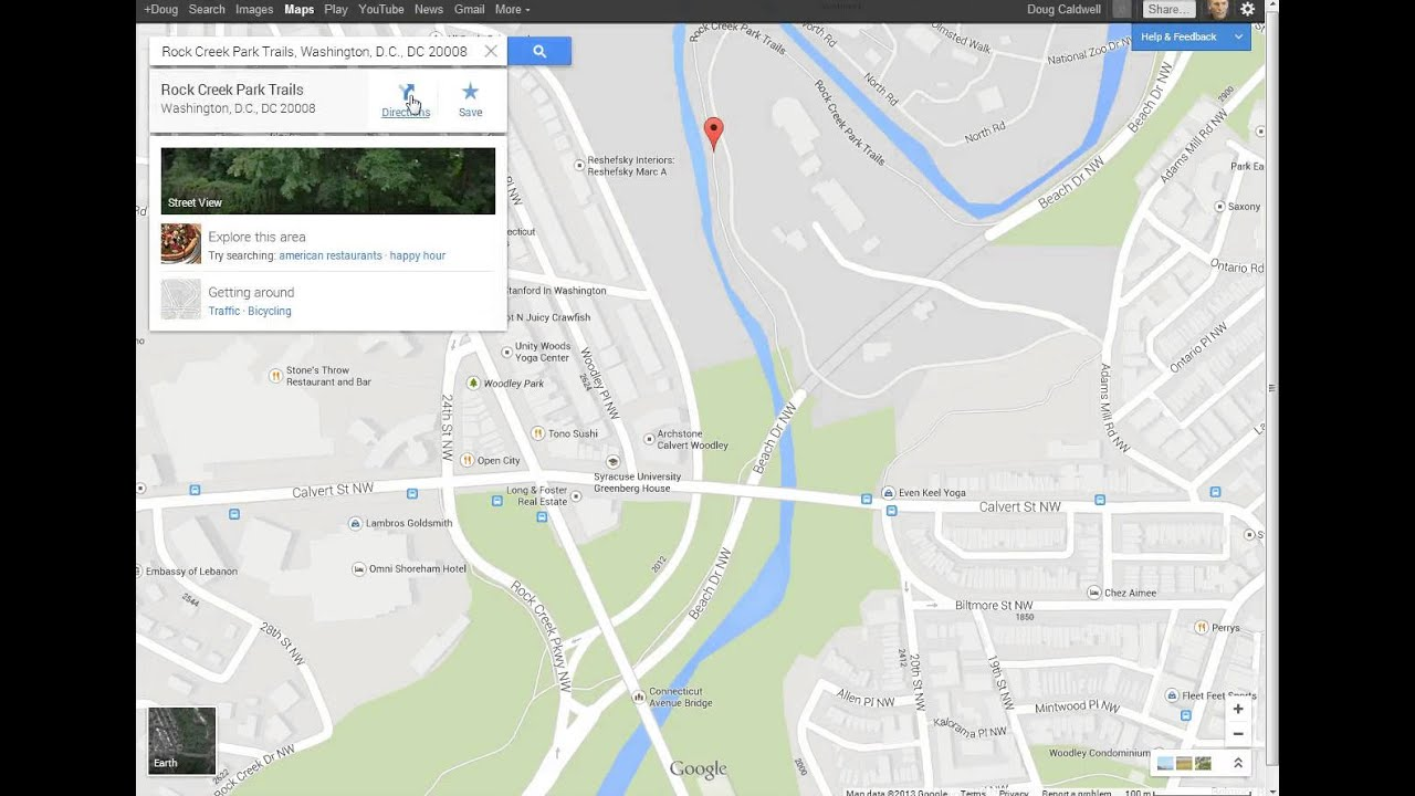 HOW TO: using Google Maps to map pedestrian route Youtube Maps on kindle fire maps, time magazine maps, more maps, ifit maps, maroon vintage maps, star media maps, add gta 5 maps, yellow pages maps, dirty maroon maps, united states forest service maps, i phone maps, top 10 maps, ios7 maps,